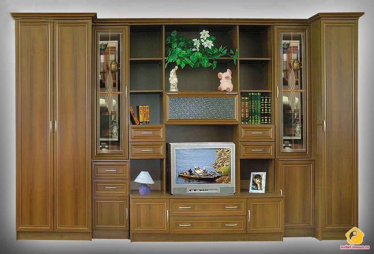 Мебель Для Гостиной Горка Классика Москва