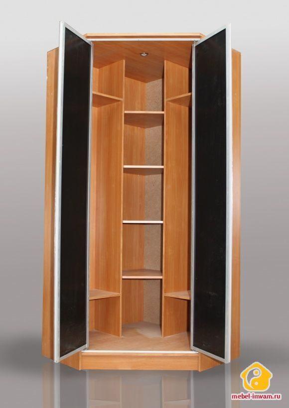 Угловой распашной шкаф версаль (зеркала) - москва - бесплатн.